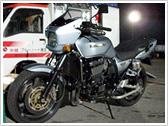 今までの積載例:バイク/KAWASAKI ZRX1200